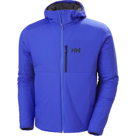 Helly Hansen Odin Stretch Termojakke m. hætte Herrer, royal blue